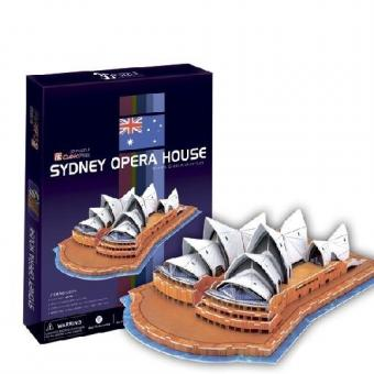 3D Пазл Сиднейский Оперный Театр (Австралия)