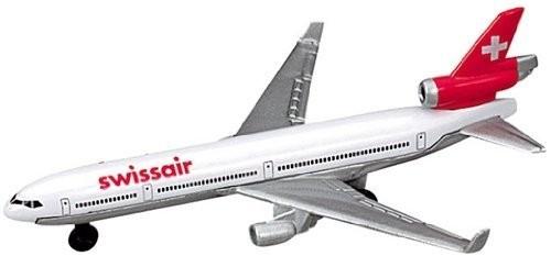 Игрушка самолетик, 11,5 см, 8 видов