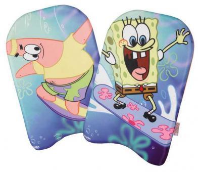 Детская доска д/плавания Sponge Bob