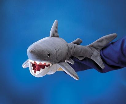 Мягкая игрушка на руку Акула, 56 см