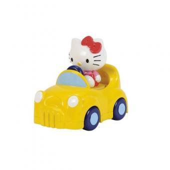 Машинка для малышей Hello Kitty Нажми и поедет