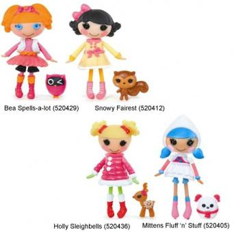 Кукла Mini Lalaloopsy, в ассортименте