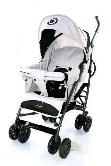 Детская прогулочная коляска Magic с чехлом на ноги
