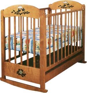 Кроватка детская Анюта