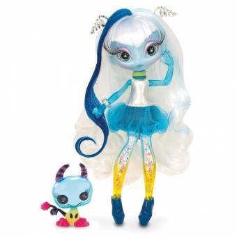 Кукла Novi Stars Una Verse (Сияющая жидкость внутри)