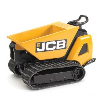 Гусеничный перевозчик сыпучих грузов JCB Dumpster HTD-5