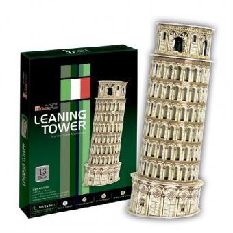 3D Пазл Пизанская башня (Италия)