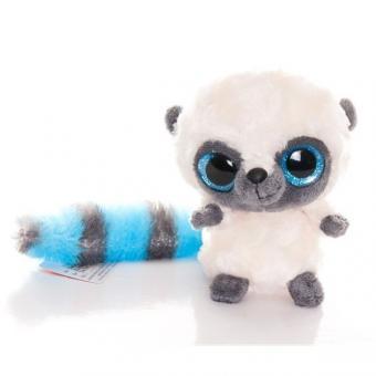 AURORA Юху и друзья Игрушка мягкая Юху голубой 12 см, блестящие глаза