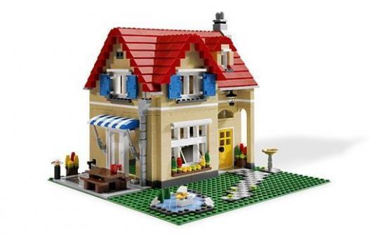 Конструктор LEGO Криэйтор Семейный домик