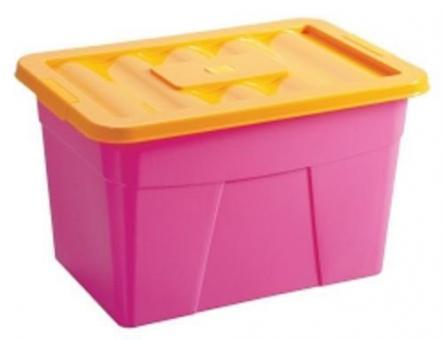 Ящик для игрушек на колёсах