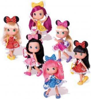 Кукла Минни в ассортименте, 16 см