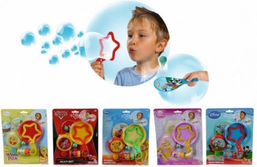 Мыльные пузыри Дисней 5 в