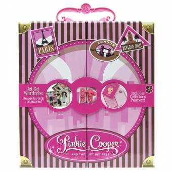 Pinkie Cooper Стильный шкафчик для хранения и путешествий
