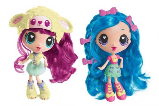 Kawaii Большая кукла Каваи с фиолетовыми волосами
