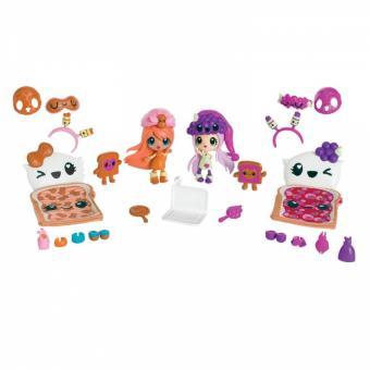 Kawaii Набор с 2 куклами из серии Slumber Party Pack, 2 вида