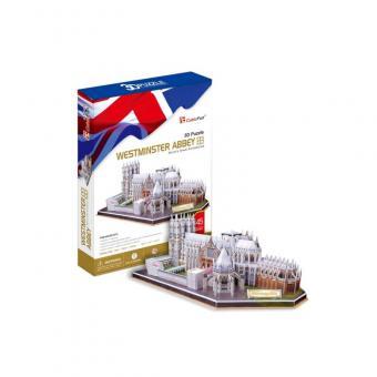 3D Пазл Вестминстерское аббатство (Великобритания)