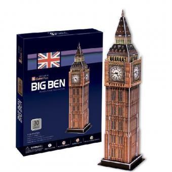 3D Пазл Биг бен 2 (Великобритания)