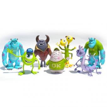 Monsters U Фигурка монстра 10-14 см, 7 видов
