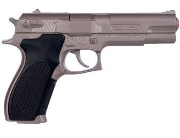 Револьвер Police на 8 пистонов, металл