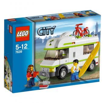 Конструктор Lego City Домик на колесах