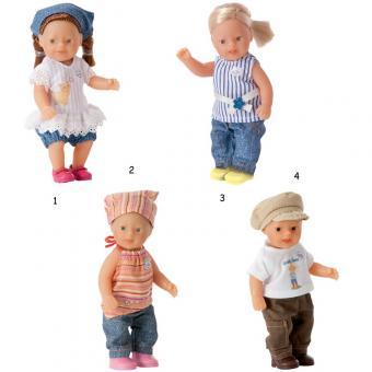 Кукла  на ферме my mini BABY born