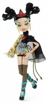 Игрушка кукла Bratzillaz Возвращение в академию, Китаянка