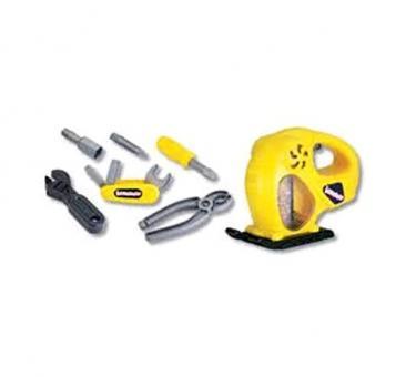 Набор инструментов (электрорубанок,  отвёртка, инструменты)