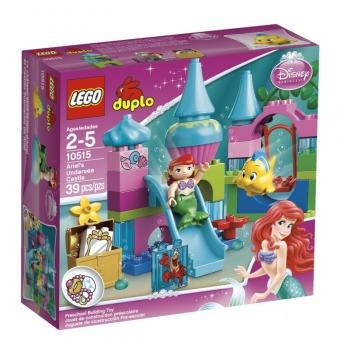 Конструктор Lego Duplo Замок Ариэль