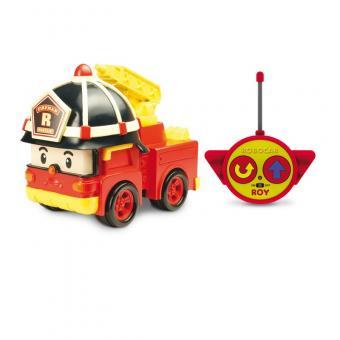 Пожарная машинка Рой (Roy) на радиоуправлении