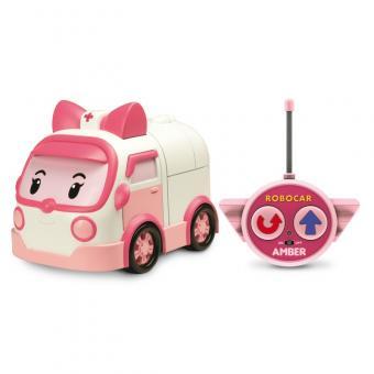 Машина скорой помощи Эмбер (Amber),  на радиоуправлении