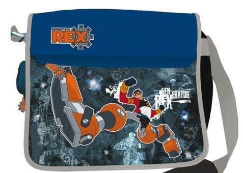 Сумка школьная Generator Rex, 35*30см