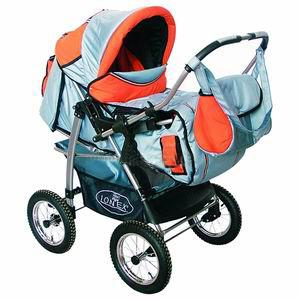 Детская коляска-трансформер Lonex Fenix-2
