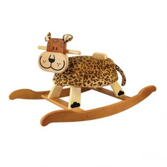 Детская качалка - Леопард