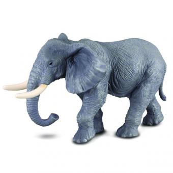 Фигурка Слон африканский, 14 см