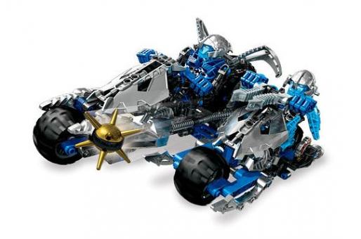 Конструктор LEGO Биониклы BIONICLE Каксиум V3