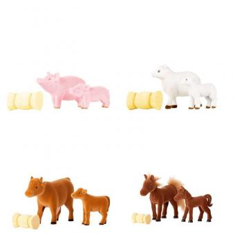 Животные на ферме my mini BABY born