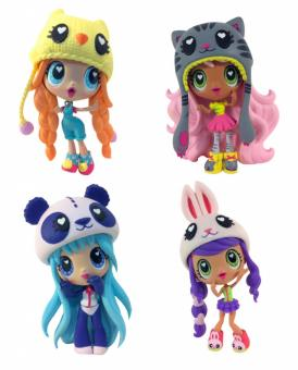 Kawaii Кукла с питомцев из серии Pet Collection, 4 вида