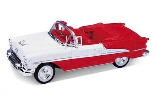 Модель винтажной машины 1:24 Oldsmobile Super 1955