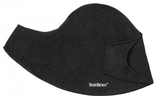 Hагрудник для рюкзака-кенгуру BabyBjorn 2 шт. черный