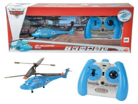 Вертолет Диноко на и/к порте, 19 см