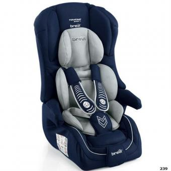 Детское автокресло Brevi Touring темно синий