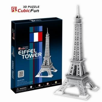 3D Пазл Эйфелева Башня 2 (Франция)