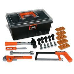 Большой ящик с инструментами Black & Decker