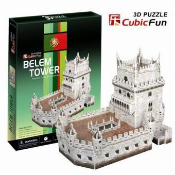 3D Пазл Башня Белен (Португалия)