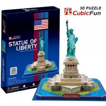 3D Пазл Статуя Свободы (США)
