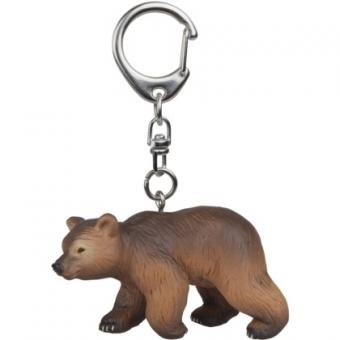 Брелок: Детеныш  бурого медведя