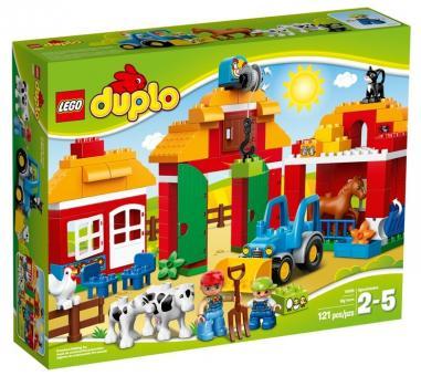 Конструктор Lego Duplo Большая ферма