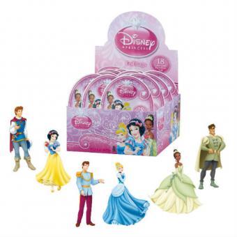 Минифигурки принцесс в пакетике Серия 2
