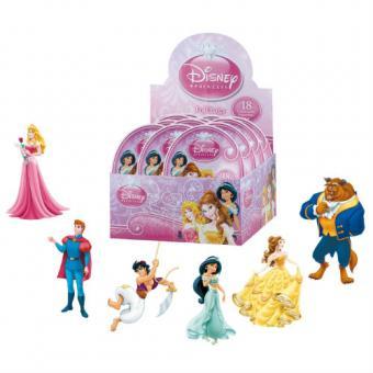 Минифигурки принцесс в пакетике Серия 3