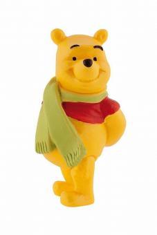 Фигурка Винни Пуха с шарфом